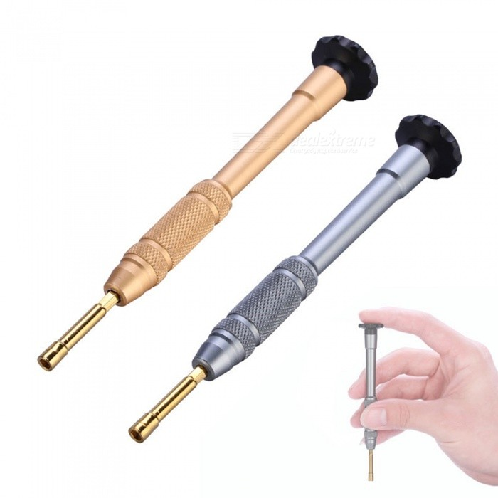 OJADE 2Pcs High Precision 2.5mm Hex Screwdriver for IPHONE 6S Motherboard