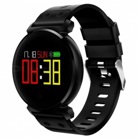 K2 IP68 Waterproof 0.95 OLED Color Screen Smart Bracelet with Oxygen Detection, Blood Pressure Monitor