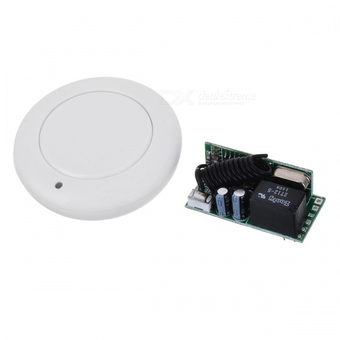 LZ-025 2A DC5V 433MHZ Mini Waterproof Wireless Single Remote Control Switch for LED Lamp