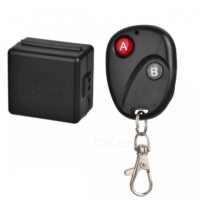 LZ-89 DC12V 315MHZ Remote Control Switch for Electric Garage Car Door, Volume Gate, Wireless Doorbell Control