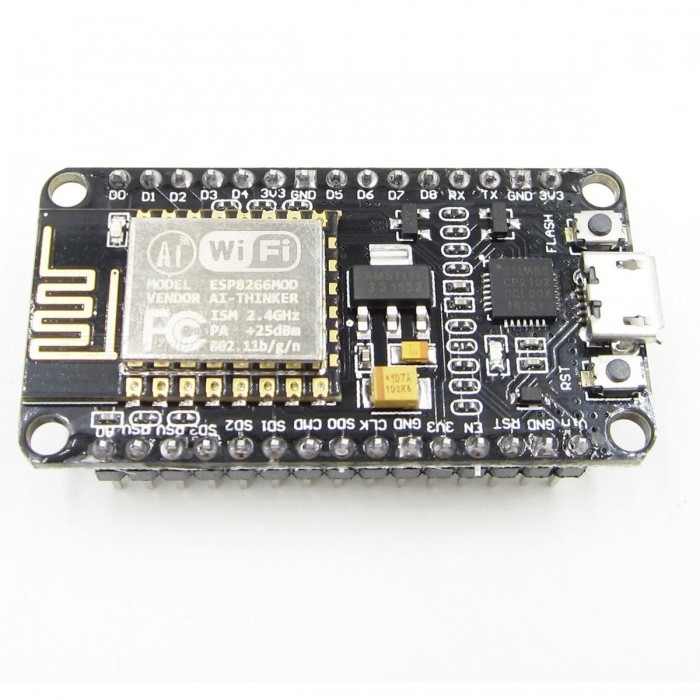 ESP8266 ESP-12 NodeMCU Lua WiFi Internet Things Development Board esp8266 nodemcu V3 Wireless module for arduino Compatible BLACK