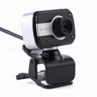 360-Degree-Rotation-USB-Webcam-12MP-HD-Clip-on-Web-Cam-Camera-with-Microphone-MIC-for-Computer-Laptop-PC-Black