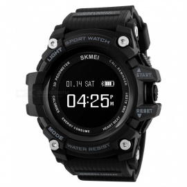 SKMEI-Mens-1188-Sport-Bluetooth-Smart-Watch-Digital-Wristwatch-with-Heart-Rate-Pedometer-Calorie-Counter