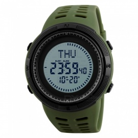 SKMEI-1254-Mens-50M-Waterproof-Digital-Sports-Compass-Watch-with-EL-Light
