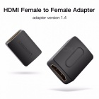 Ugreen Portable Premium 1080P HD HDMI Female to Female Adapter Coupler Connector Converter for HDTV   N/A/Black