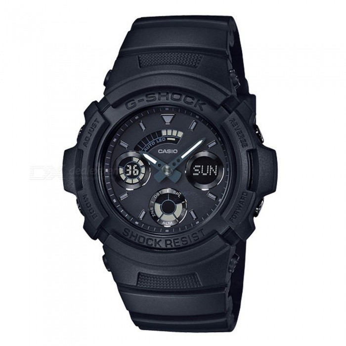 Casio G-Shock AW-591BB-1A Men's Digital Watch - Black