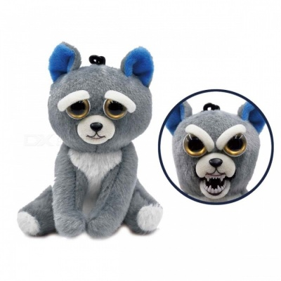 Super Cute Face-Changing Plush Doll Little Sam for Kids