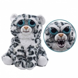 Super Cute Adorable Face-Changing Plush Doll Lena for Kids