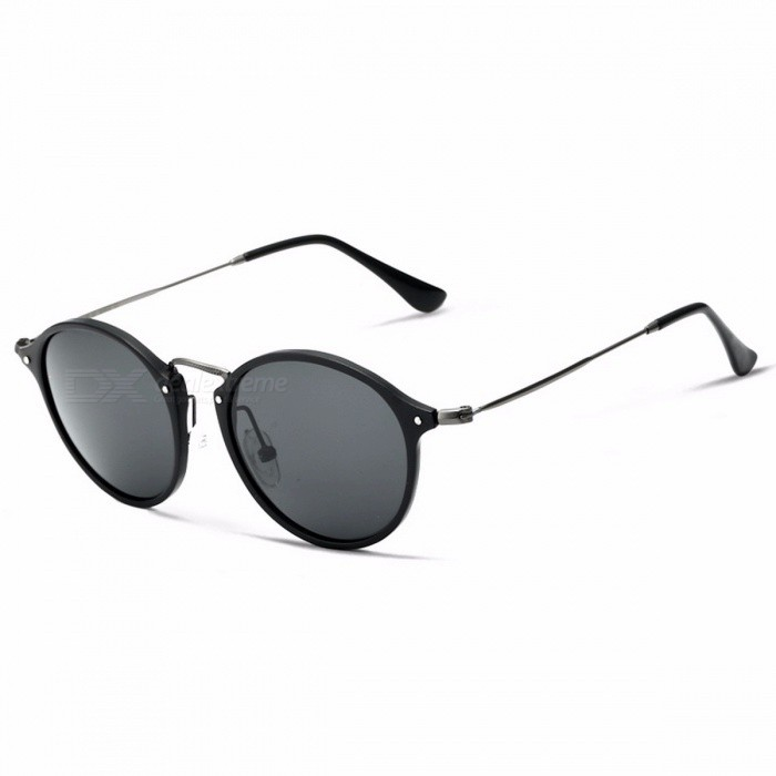 VEITHDIA-6358-Designer-Fashion-Unisex-Round-Sun-Glasses-Polarized-Coating-Mirror-Sunglasses-Eyewear-for-Men-Women-Gray