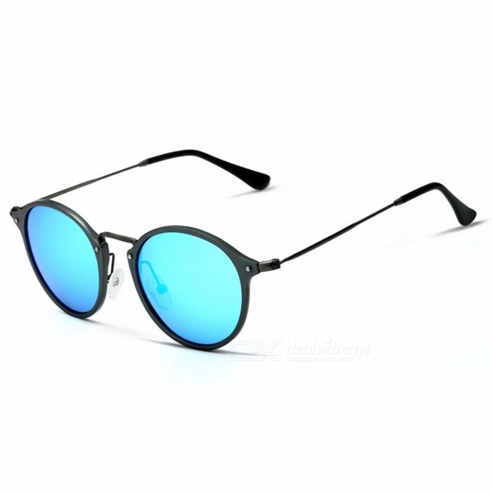 VEITHDIA-6358-Designer-Fashion-Unisex-Round-Sun-Glasses-Polarized-Coating-Mirror-Sunglasses-Eyewear-for-Men-Women-Blue