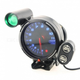 IZTOSS-B1116-Car-Modified-315-80mm-Tachometer-with-Warning-Light