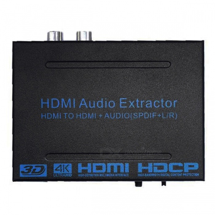 BSTUO-HDMI-to-HDMI-Audio-Extractor-Converter-Adapter-SPDIF-2b-RL-4K-ARC-Audio-Extractor-4Kx2K-US-Plug