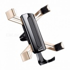 Baseus-Car-Air-Vent-Mount-Spiderman-Shape-Gravity-Phone-Holder-Stand-Bracket-for-IPHONE-X-8-7-Samsung-Huawei-Xiaomi-Phone-Gold