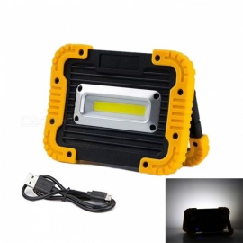 JRLED-10W-Cold-White-Portable-5V-USB-Rechargeable-3-Mode-Floodlight-Emergency-Lamp-Black-2b-Yellow-2b-Multi-Colored