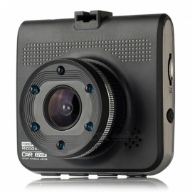 KELIMA-24-T661-HD-1080P-Car-DVR-Driving-Recorder-with-Night-Vision-Black