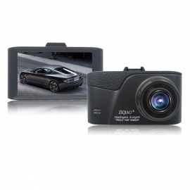 JL-611-3-1080P-170-Degree-Wide-Angle-High-speed-Car-DVR-Driving-Recorder-Black