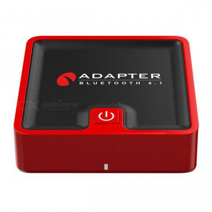 BTI-039 2-in-1 Fiber Coaxial CSR Stereo Bluetooth Transmitter and Receiver Adapter - RedAV Adapters And Converters<br>Form  ColorBlack + RedLengthOtherModelBTI-039MaterialABSQuantity1 DX.PCM.Model.AttributeModel.UnitConnector3.5mm,Micro USB,ToslinkPower AdapterOthers,Micro USBPower Supply5V/30MACertificationCEPacking List1 x Adapter<br>