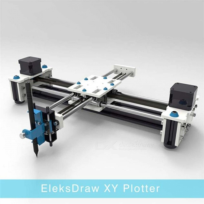 EleksMaker EleksDraw Mini XY 2 Axis CNC Pen Plotter DIY Laser Drawing Machine