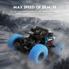 JJRC Q45 1:18 Wi-Fi FPV 2.4G 4WD Off-Road RC Climbing Car RTR Toy with Built-in Camera for Kids - Blue