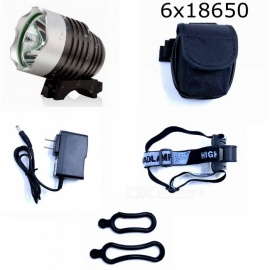 ZHAOYAO-XML-T6-Waterproof-3-Mode-1000LM-Super-Bright-Bicycle-Headlight-Flashlight-Light-w-Batteries
