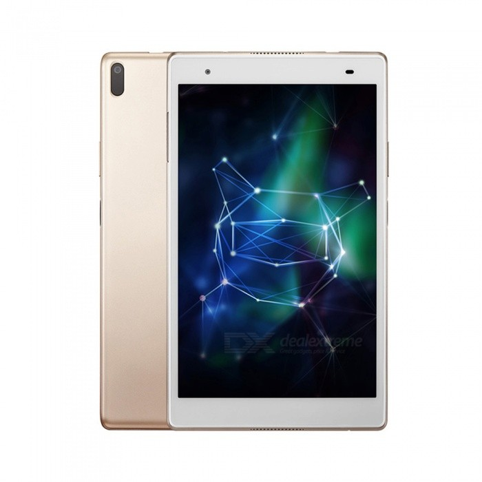 """Lenovo Xiaoxin Snapdragon 625 Octa-Core Android 7.1  8"""" Tablet PC w/ 4GB RAM, 64GB ROM - Golden"""
