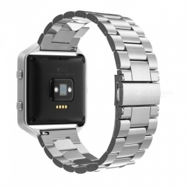 Miimall-Frame-Housing-2b-Stainless-Steel-Bracelet-Replacement-Strap-Watch-Band-for-Fitbit-Blaze