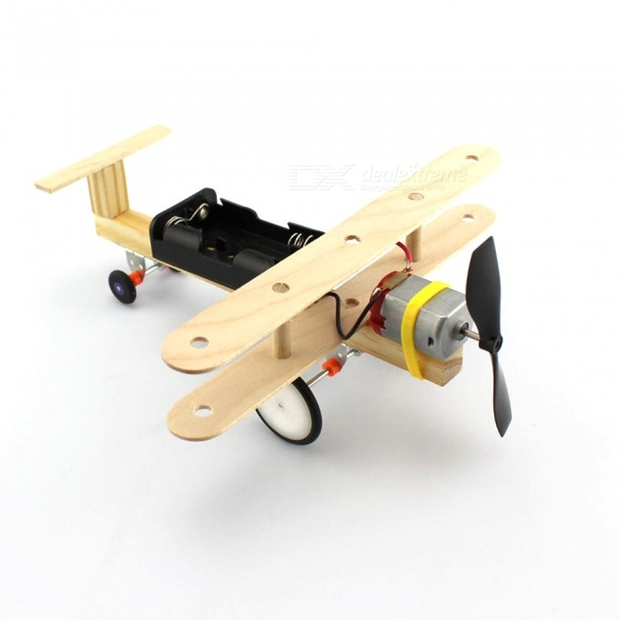 DIY Science Puzzle Wind Power Skid Glide Aircraft Model Toy for KidsEducational Toys<br>Form  ColorWood colorForm  ColorWood ColorMaterialWoodyQuantity1 DX.PCM.Model.AttributeModel.UnitSuitable Age 5-7 years,8-11 years,12-15 yearsPacking List1 x DIY Wind Power Skid Aircraft Kit<br>