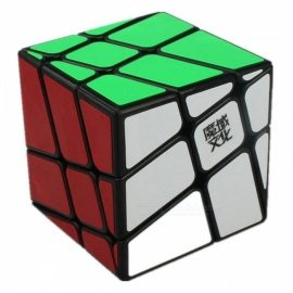 MoYu-Crazy-Windmill-Smooth-Speed-Magic-Cube-Finger-Puzzle-Toy-57mm-Black