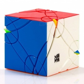 MoYu-Axis-Time-Wheel-Smooth-Speed-Magic-Cube-Finger-Puzzle-Toy-64mm-Color