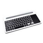 Universal-Ultra-Mute-Bluetooth-V30-Keyboard-with-Slot-for-Mobile-Smartphone-Tablet-White