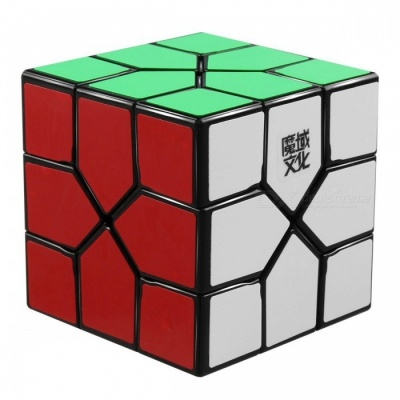 MoYu Redi Cube Smooth Speed Magic Cube Finger Puzzle Toy 61mm - Black