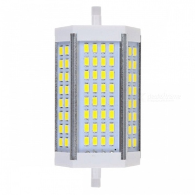 ZHAOYAO R7S 30W 85-265V 5730SMD-64LEDs LED Light with Cooling Fan - Cold White
