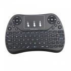 T2-Portable-Mini-24Ghz-Wireless-Keyboard-with-Touchpad-for-PC-TV-BOX-Black-(No-Backlight)