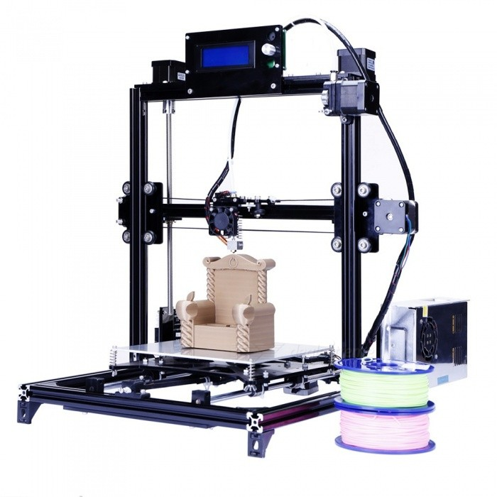 Flsun 3D Auto Leveling i3 3D Printer Kit w/ Heated Bed Two Rolls Filament SD (AU Plug) for sale in Bitcoin, Litecoin, Ethereum, Bitcoin Cash with the best price and Free Shipping on Gipsybee.com