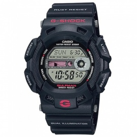 Casio G-Shock G-9100-1 Gulfman Digital Watch - Black