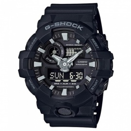 Casio G-Shock GA-700-1B Digital Watch - Black