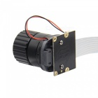 Geekworm 6mm Focal Length Night Vision 5MP NoIR Camera Board with IR-CUT for Raspberry Pi