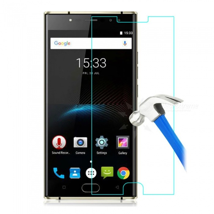 Naxtop Tempered Glass Screen Protector for OUKITEL K3 - Transparent