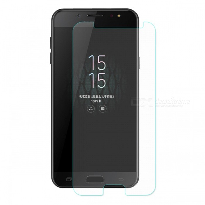 ENKAY 2.5D Tempered Glass Screen Protector for Samsung Galaxy C8