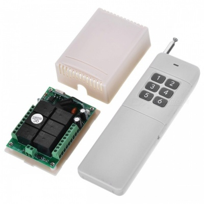 KJ-110-315MHZ.433MHZ-12V Universal Electric Door, Window, Lifting Equipment, Gate, Elevator, Industrial Control and Security