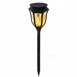 P-TOP-Creative-Simulate-LED-Hexagon-Flame-Lamp-Waterproof-Solar-Powered-Light-for-Outdoor-Home-Garden-Patio-Lawn