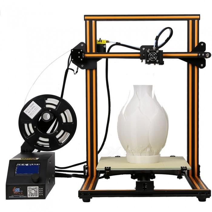 Creality3D CR-10 DIY Lage Size 3D Printer Kit (EU Plug)