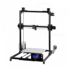 Flsun i3 DIY 3D Printer Kit w/ Large Printing Area 300*300*420mm - Black (AU Plug)
