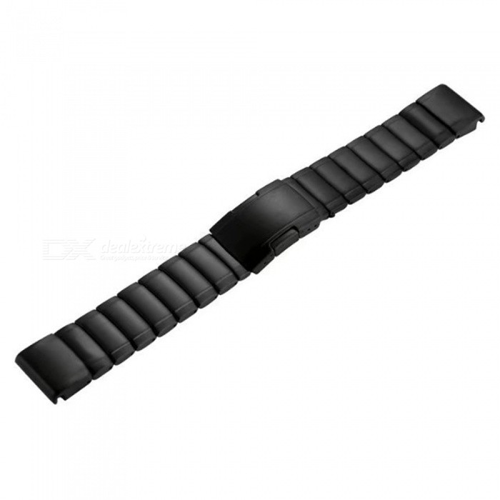 Stainless Steel Watch Band for Garmin Fenix 5S - BlackWearable Device Accessories<br>ColorblackQuantity1 DX.PCM.Model.AttributeModel.UnitMaterialStainless steelPacking List1 x Watch Band<br>