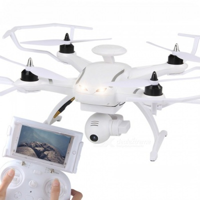 CG035 2.4GHz 4CH 6-Axis 5.8G FPV RC Helicopter Drone with 1080P HD Gimbal Camera Double GPS Quadcopter Brushless Motor