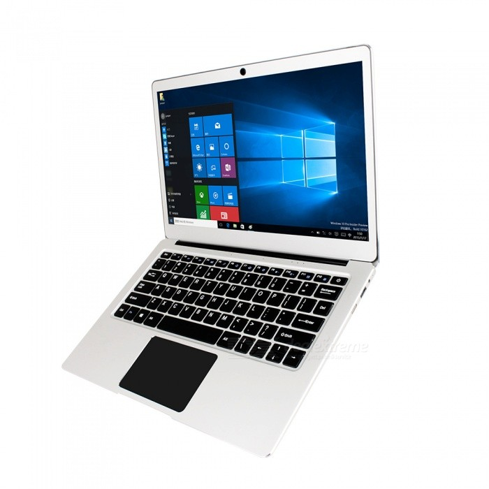 Buy Jumper EZBOOK 3 PRO Windows 10 Notebook 64GB ROM - Silver with Litecoins with Free Shipping on Gipsybee.com