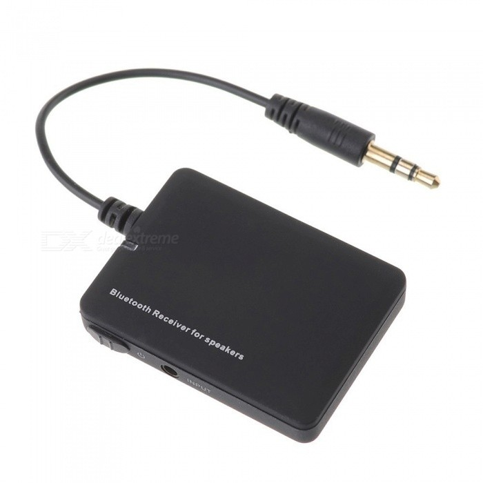 Bluetooth Wireless Audio Music Receiver Adapter for Car AUX 3.5mm Home SpeakerAV Adapters And Converters<br>ColorBlackModelTS-BT35A05MaterialABSQuantity1 DX.PCM.Model.AttributeModel.UnitConnector3.5mmPower AdapterOthers,USBPower Supply5VCertificationCEPacking List1 x Receiver1 x Charging Cable1 x Instruction<br>