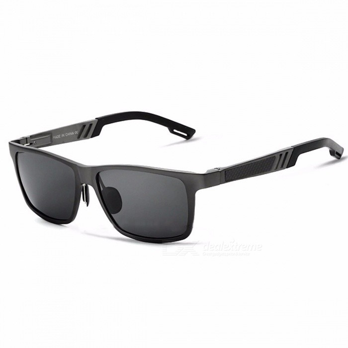 VEITHDIA-6560-Mens-Aluminum-Anti-Reflective-Polarized-Sunglasses-Square-Mirror-Sun-Glasses-Goggle-Eyewear-for-Men-Gray