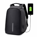 Multifunction-Mens-Laptop-Backpack-with-USB-Charging-Port-for-Teenager-Fashion-Leisure-Casual-Anti-Thief-Travel-Backpack-Bag-black