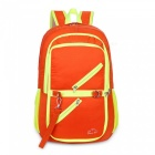 CTSmart-Versatile-Waterproof-Removable-Folding-Sports-Backpack-for-Sport-Hiking-Mountaineering-Orange